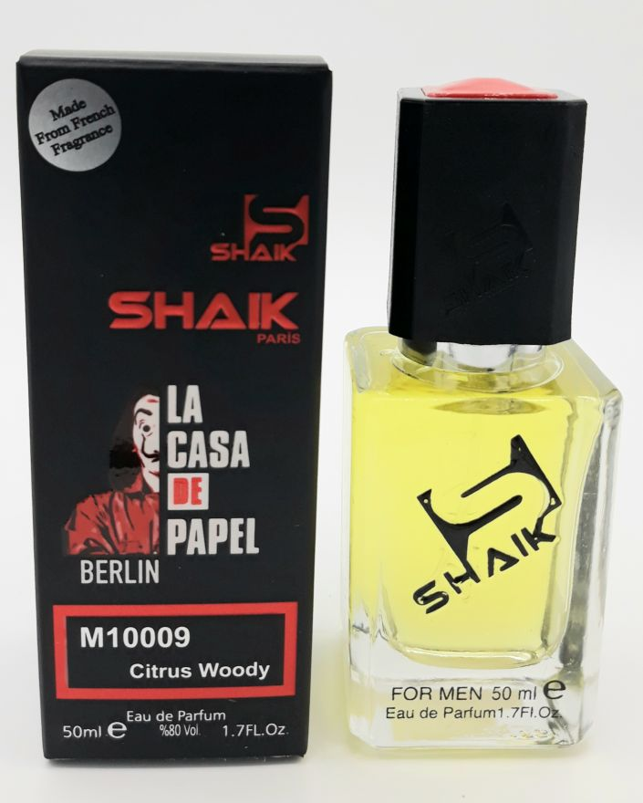 "SHAIK M 10009 (La Casa De Papel ""Berlin"")"