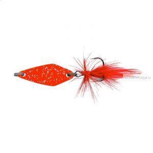 Блесна колеблющаяся Sprut Nabuki Micro Spoon 30мм / 3,7 гр / цвет: OSH