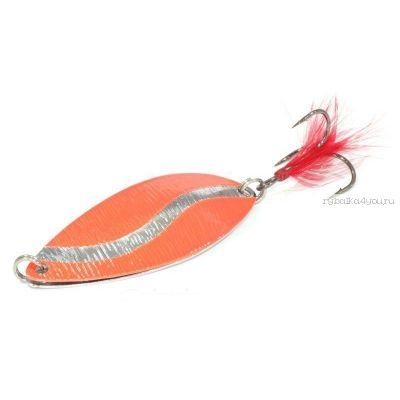Блесна колеблющаяся Sprut Takobiki Spoon 68мм / 23 гр / цвет: OS