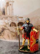 Римский легионер, 1-2 вв. н.э. Оловянная. Роспись. Авторская работа
