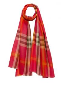 """шотландский тонкорунный легкий широкий палантин (шарф) Альба, 100% шерсть- тонкая нить мулине , расцветка -Элия Цветок. """"ALBA ELIE BLOSSOM EXTRA FINE MERINO STOLE """" плотность 2"""