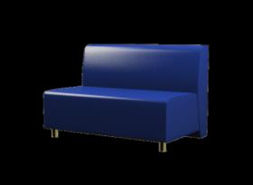 Диван Лайт 1200 синий