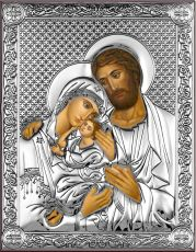 Икона Святое Семейство (14х18)