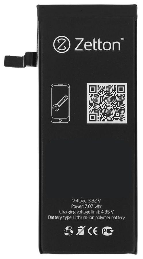 Аккумулятор Zetton Apple iPhone 7 Plus (2900 mAh)