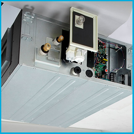 Ремонт канального кондиционера 8-10 кВт