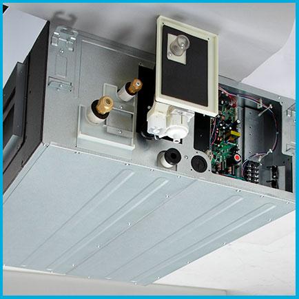Ремонт канального кондиционера 12-18 кВт
