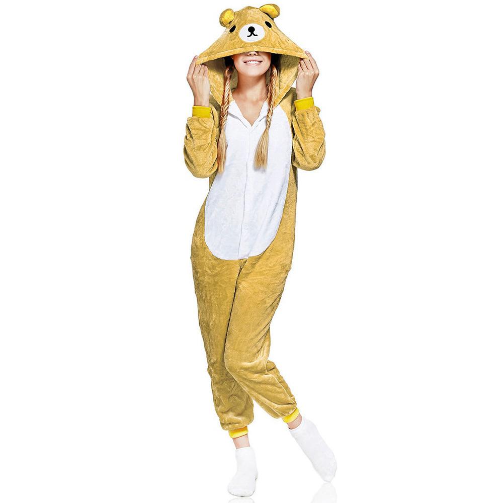 Пижама Кигуруми Медведь Рилаккума
