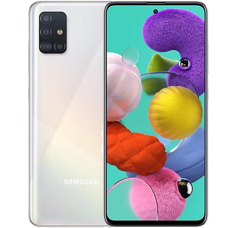 Samsung Galaxy A51 (2019) (SM-A515F/DSM) 64Gb (Белый) (SM-A515FZWMSER)