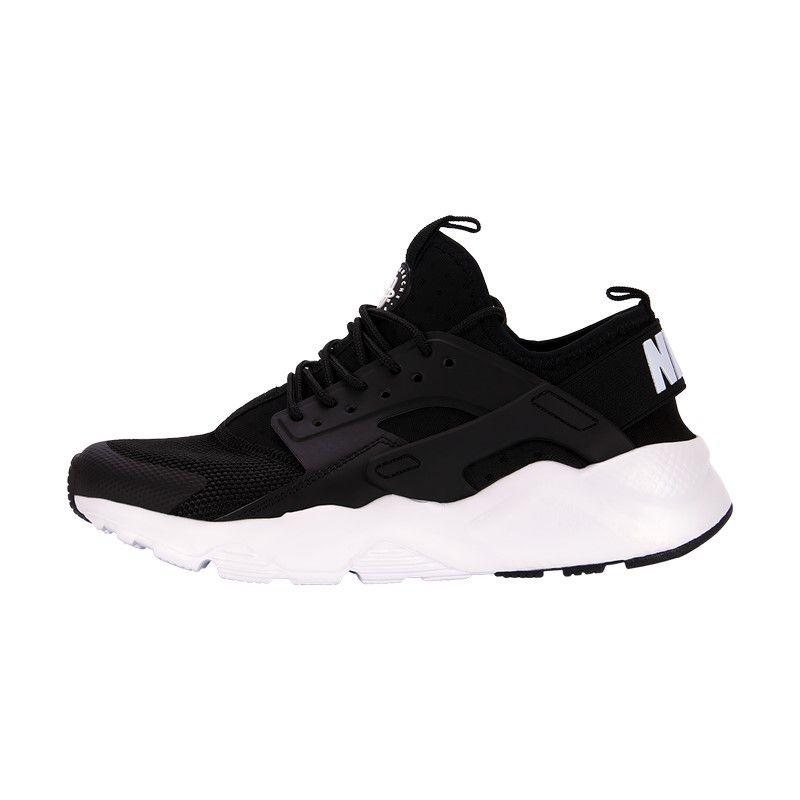 Кроссовки Nike Air Huarache Run Ultra чёрно-белые