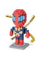 Конструктор Wisehawk & LNO Человек-паук 232 детали NO. 2556 Spider Man Gift Series