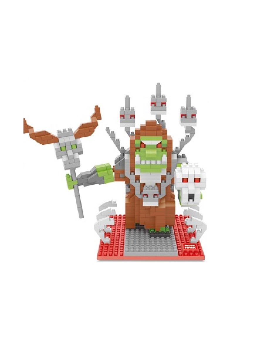 Конструктор Wisehawk & LNO Варкрафт 611 деталей NO. 2451 Warcraft mini blocks