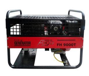 Бензиновый генератор Fogo FH9000 T