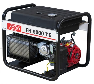 Бензиновый генератор Fogo FH9000 TE
