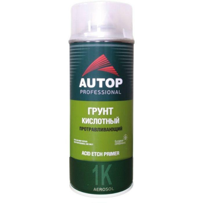 """Autop Acid Etch Primer Грунт кислотный, протравливающий №8, название цвета """"Зеленый"""", уп. 520мл."""
