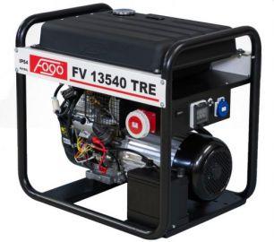 Бензиновый генератор Fogo FV13540 TRE (AVR)