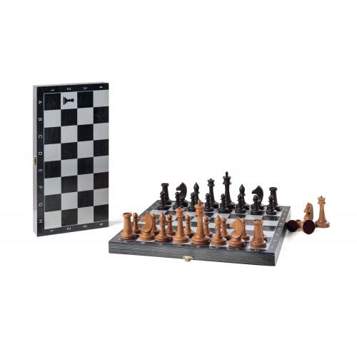 Шахматы гроссмейстерские Классика 342-19 40x40см