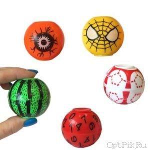 """Игрушка-сюрприз """"Спиннер мяч"""""""