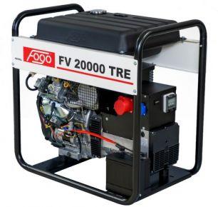 Бензиновый генератор Fogo FV20000 TRE (AVR)