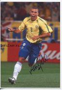 Автограф: Роналдо