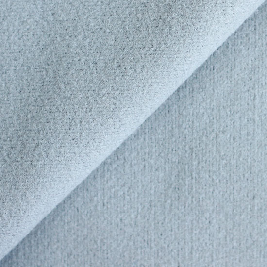 Лоскут пальтового трикотажа - пыльная мята