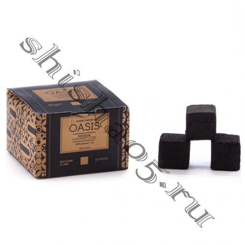 Уголь OASIS - Small Box BIG 25мм³ (18куб)