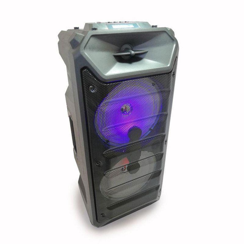 Портативная колонка Bluetooth с микрофоном ZQS-6206W