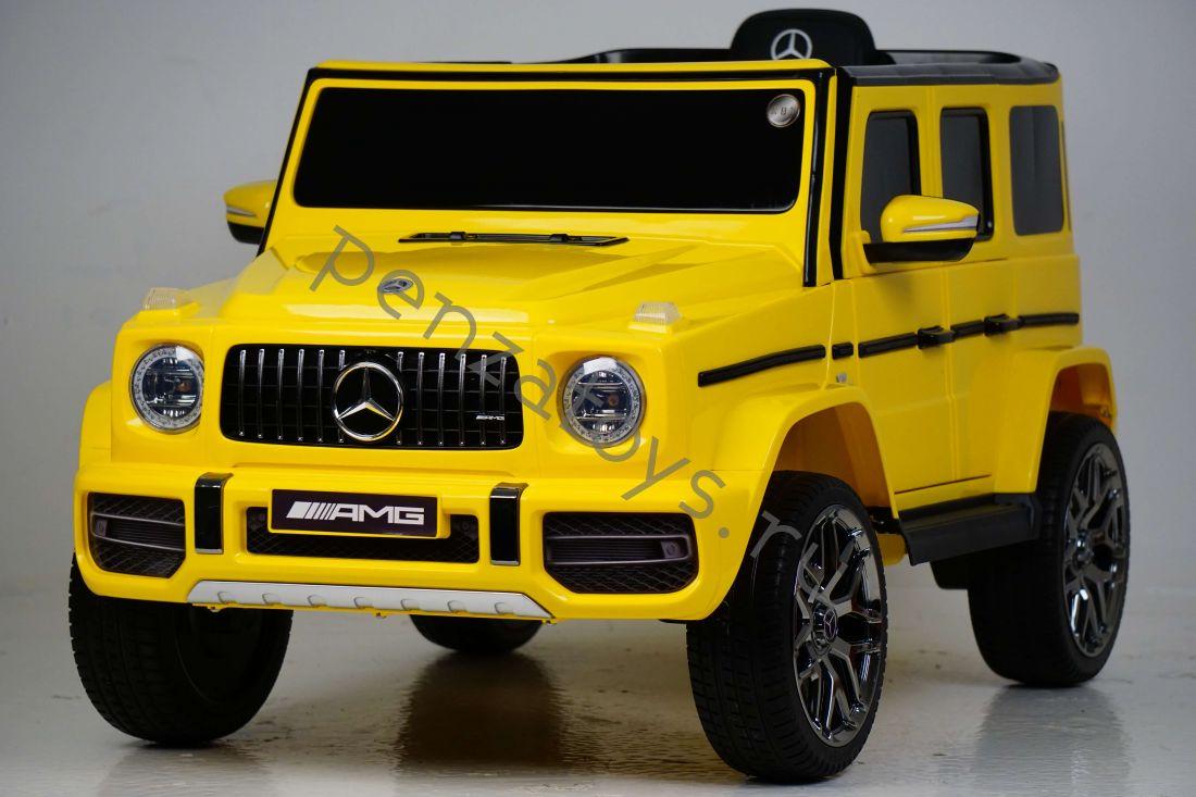 Электромобиль Mercedes-Benz G63 T999TT Лицензия