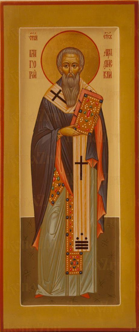 Икона Григорий Армянский священномученик