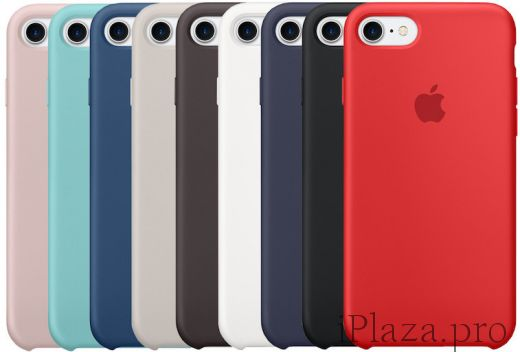 Silicone Case iPhone 7/8
