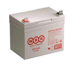 Аккумулятор WBR GP12340