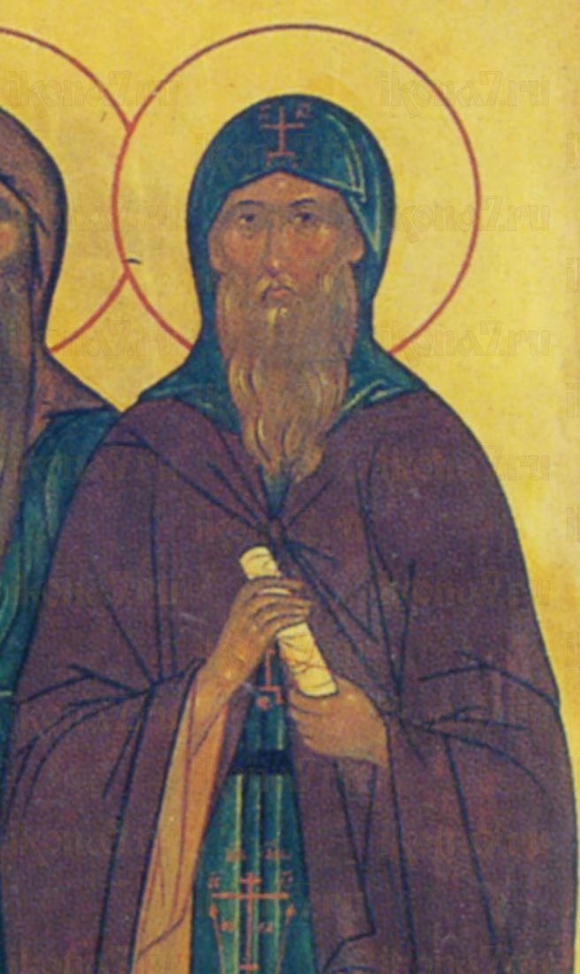 Икона Вассиан Муромский преподобномученик