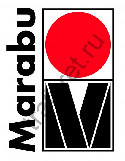 Краска Marastar SR 031  Red 1 л.