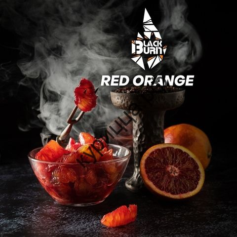 BURN BLACK RED ORANGE 1ГР
