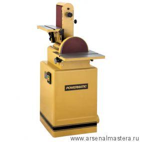 Тарельчато-ленточный шлифовальный станок Powermatic 31A  400В 2кВт 2685033-RU