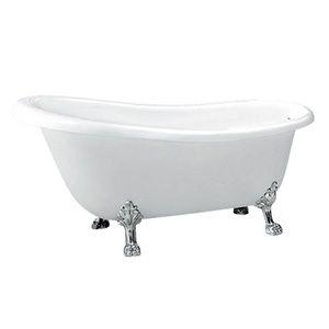 Ванна из литьевого мрамора Migliore 26917 ФОТО