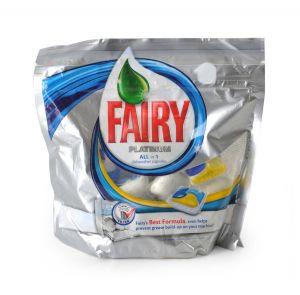 Fairy  Qabyuyan maşın üçün kapsullar 16 ədəd