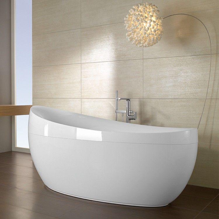 Квариловая ванна Villeroy&Boch Aveo 190x95 UBQ194AVE9PDV-96 цвет ярко-белый (star white) ФОТО