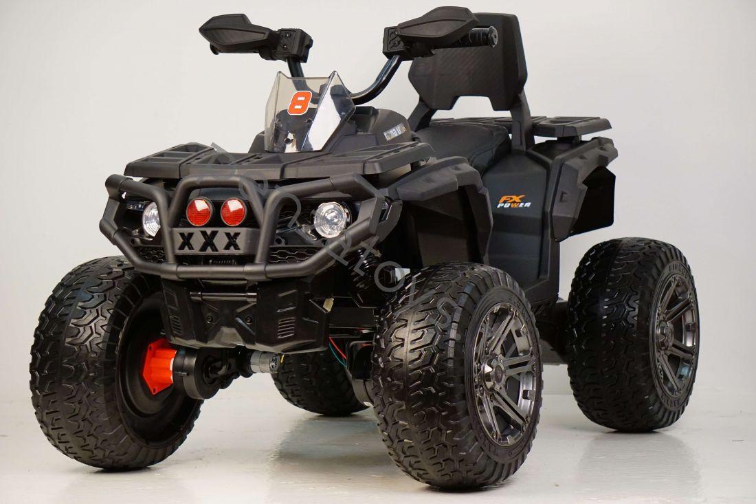 Электроквадроцикл детский K111KK 4*4 Полноприводный