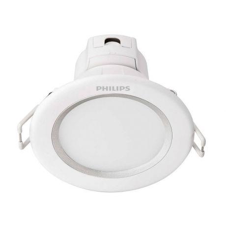 Светильник PH 80080 Silver 40K 94 LED 3,5W встр