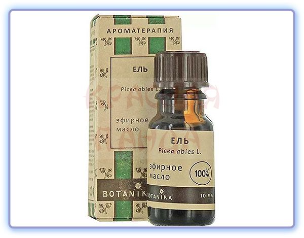 Эфирное масло Ели обыкновенной Botavikos