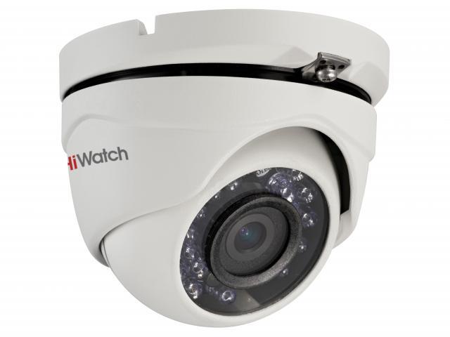 HD-TVI видеокамера HiWatch DS-T133