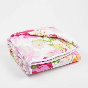 Одеяло Адамас облегчённое синтетическое, размер 110х140 см, 200 г/м?