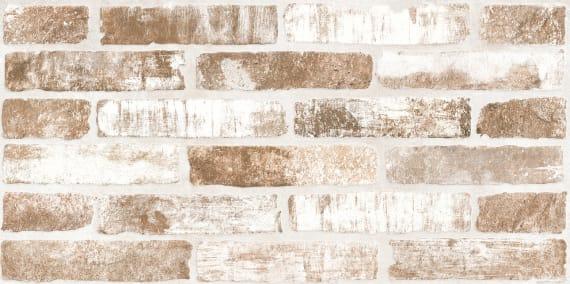 6060-0268 Керамогранит Брикстори 30х60 коричневый