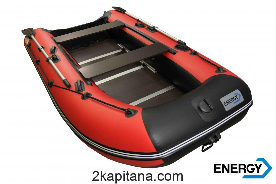 Лодка Марлин 330 E (Energy) ПВХ надувная