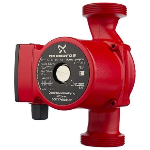 Циркуляционный насос Grundfos UPS 32-40 180 (45 Вт)