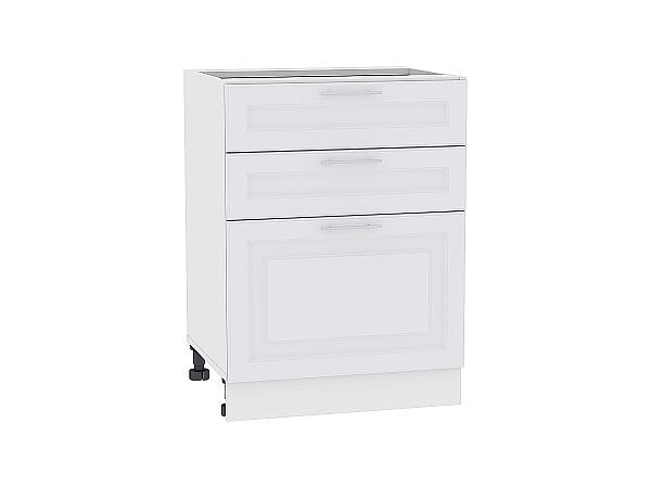 Шкаф нижний Ницца Royal Н603 (Blanco)