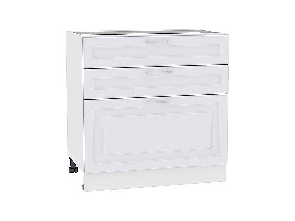 Шкаф нижний Ницца Royal Н803 (Blanco)