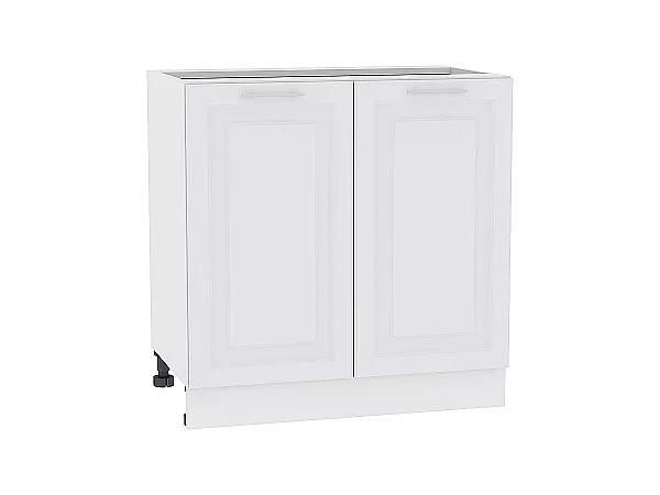 Шкаф нижний Ницца Royal Н800 (Blanco)
