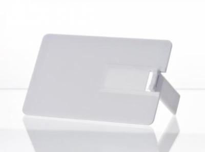 8GB USB3.0-флэш накопитель UsbSouvenir U504E кредитная карточка белая