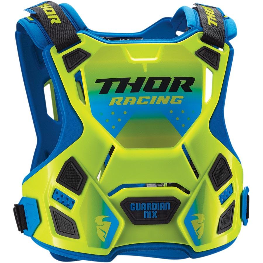 Thor Guardian MX Flo/Green защитный жилет